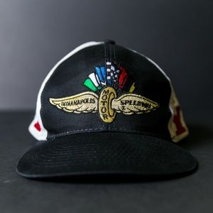 Vintage INDY Indianapolis Speedway Racing Snapback